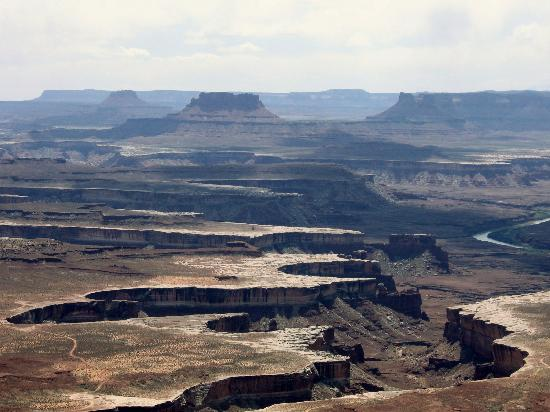 Red Stone Inn: Canyonland National Park