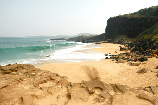 Maunaloa, Гавайи: Secluded Beaches