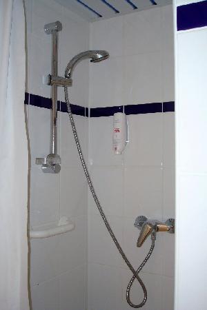Hotel Francais: Shower