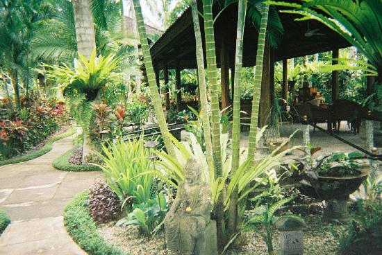 Taman Rahasia Tropical Sanctuary & Spa: Secret Paradise