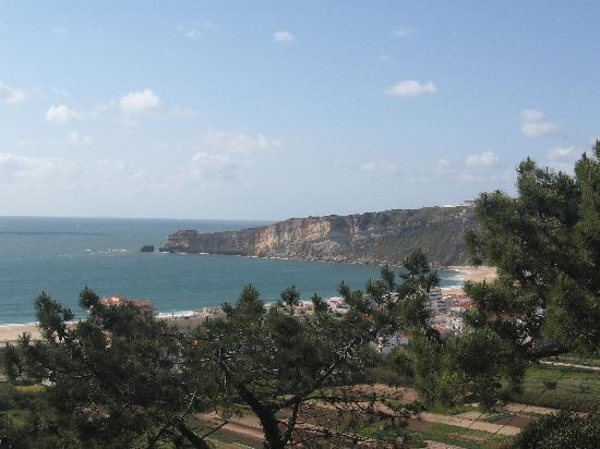 Quinta Das Rosas: View from the Balcony