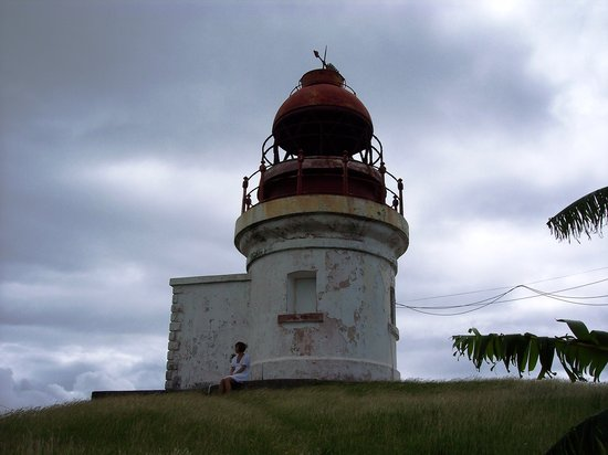Vieux Fort, Saint Lucia: Claudia