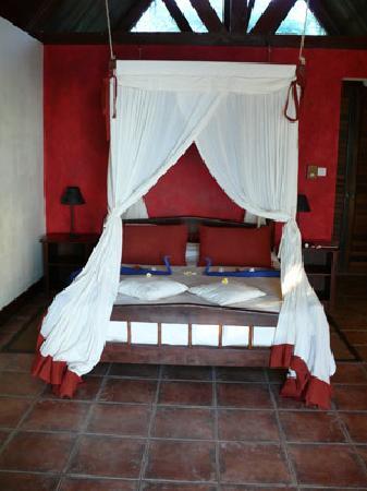 Constance Tsarabanjina: bungalow