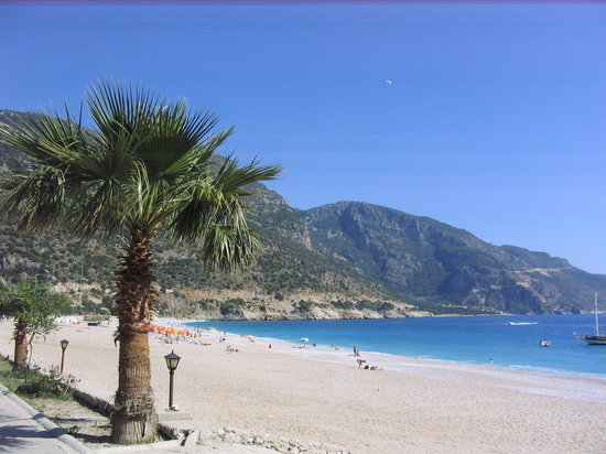 Ovacik, Turcja: beautiful beach