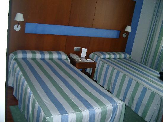 Hotel America Vigo: Habitación América Vigo