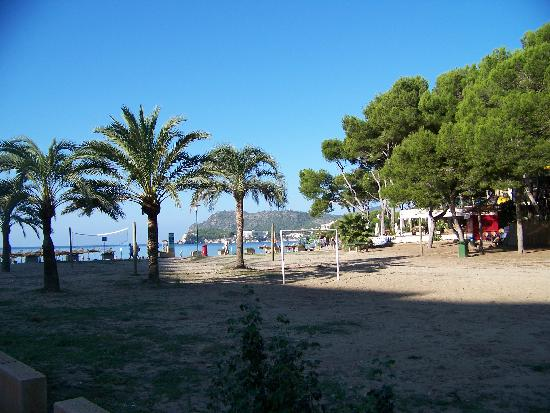 Hotel Morlans: Zum Strand