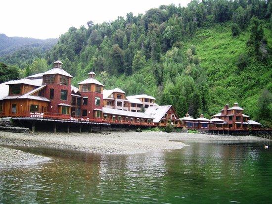 Puyuhuapi Lodge & Spa: Puyuhuapi