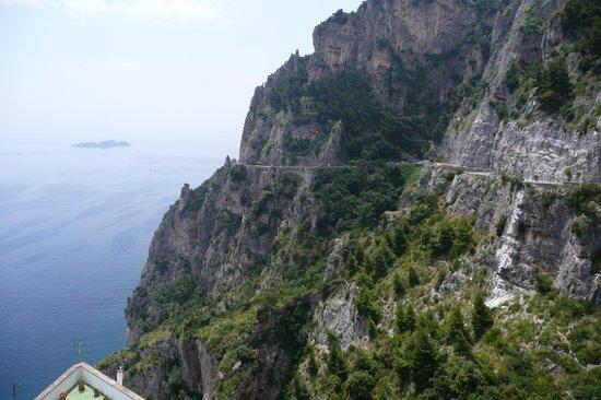Amalfi Coast, Itália: Via Nastro Azzurro