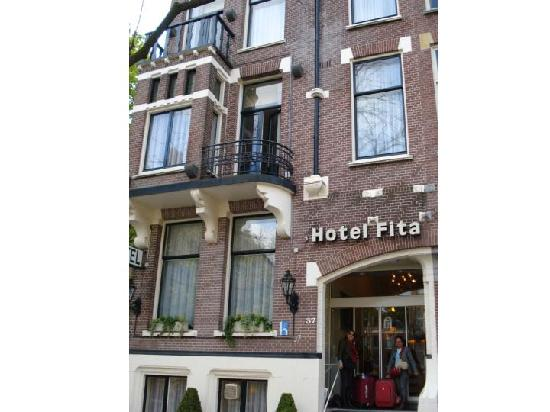 Hotel Fita: to never forget WHERE TO STAY in Amsterdam!