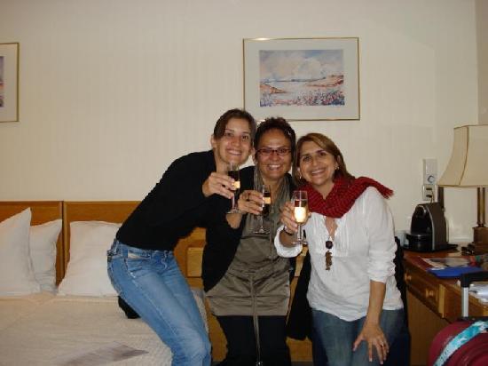 Hotel Fita: the wonderul reception!