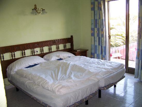Hotel Celo Garden: Zimmer (105) war soweit o.k.