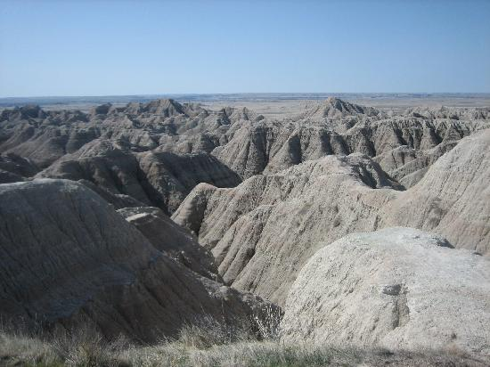 Circle View Guest Ranch: More Badlands