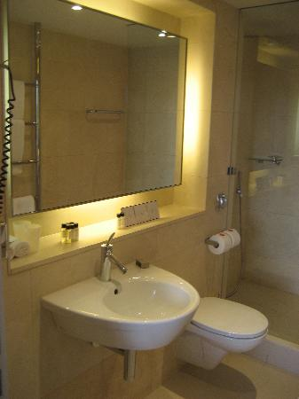 Design Hotel Josef Prague: Salle de bains