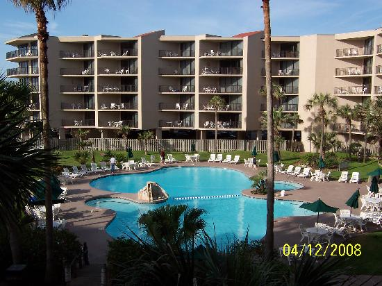 Sandcastle Condominiums & Conference Center: pool