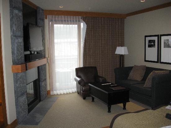 Nita Lake Lodge : Room