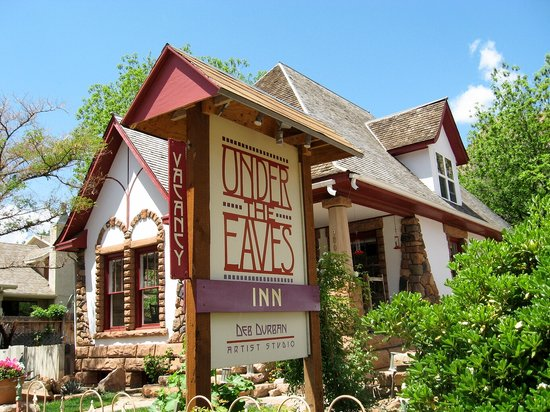 Under The Eaves: The B & B