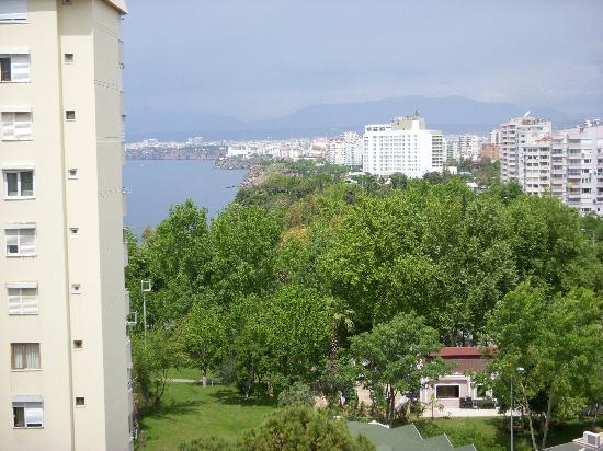 Antalya Adonis Hotel: view from the room