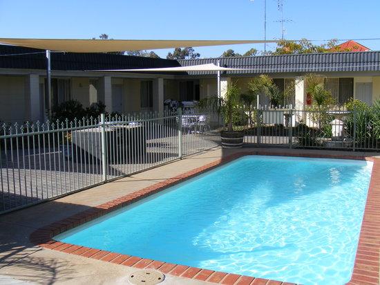 Ryley Motor Inn: Pool