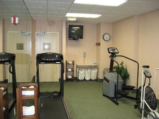 Hampton Inn Ft. Lauderdale-Commercial Blvd.: Exercise room
