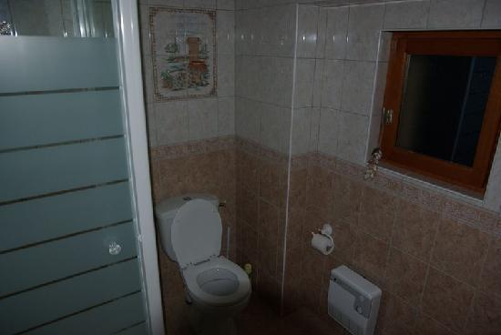 Le Domaine de la Dame Blanche: Salle de bain