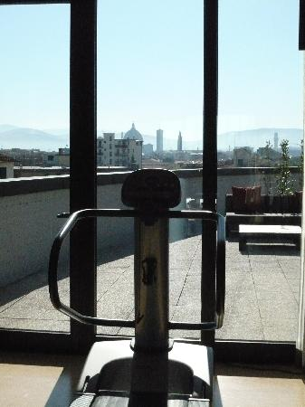 AC Hotel Firenze: fitness room