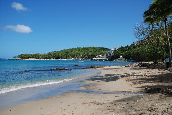 East Winds: View towards Windjammer for beach