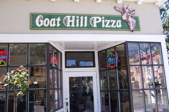 ‪Goat Hill Pizza‬