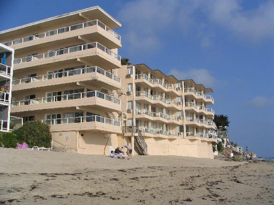 Pacific Edge Hotel On Laguna Beach Ocean Front Of Vacation Village