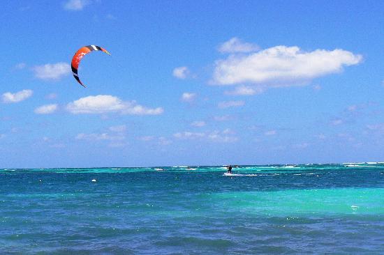 Kite surfing - Picture of Paradisus Palma Real Golf & Spa Resort, Punta Cana - Tripadvisor