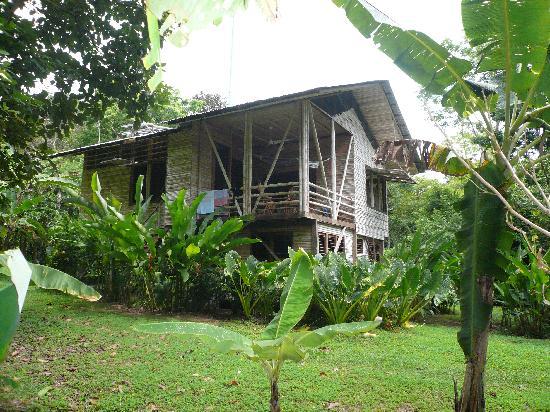Casa Bambu Resort : La Pina