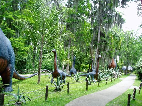 Dinosaur World: with babies in tow