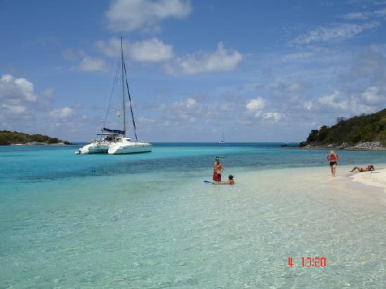 Palm Island Resort & Spa: Tobago Cays