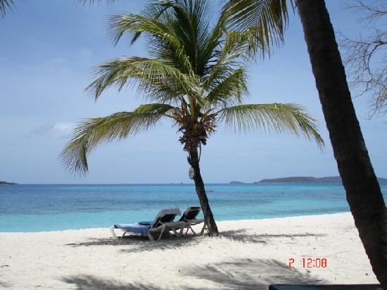 Palm Island Resort & Spa: privacy plus