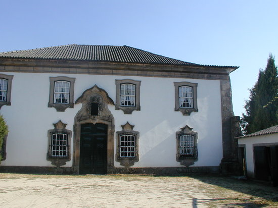 Casa Grande de Casfreires: The House