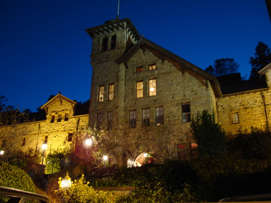 The Culinary Institute Of America At Greystone St Helena