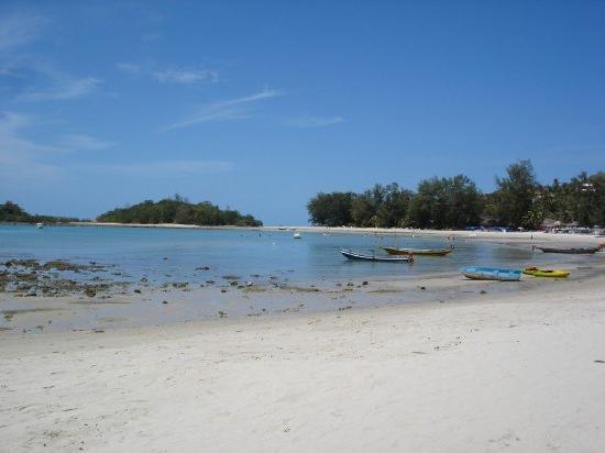 SALA Samui Resort And Spa: choeng mon beach