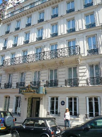 Hotel Regence Etoile: Hotel - outside