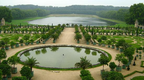Paris, France: Jardines de Versalles