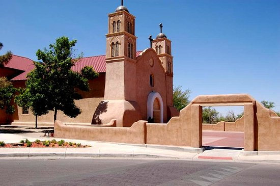 Socorro, NM: San Miguel Mission