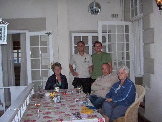 Blackheath Lodge: vrienden