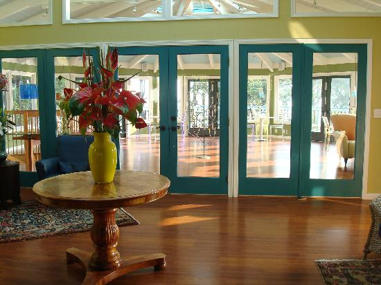 Waianuhea Bed & Breakfast: Common area
