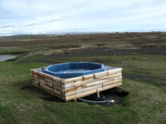 Hotel Ranga: Outdoor Hot Tub