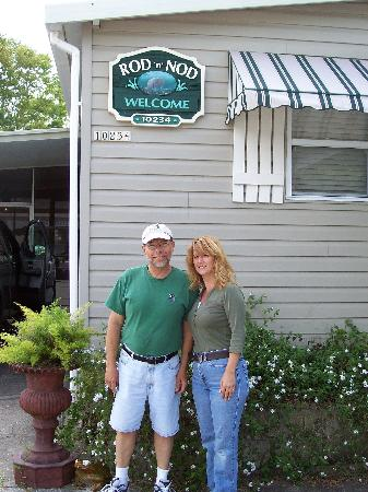Rod 'n' Nod: John and Suzie