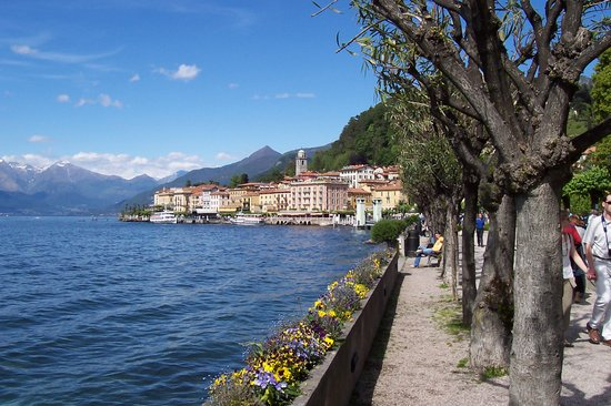 Bellagio, Italië: Panorama