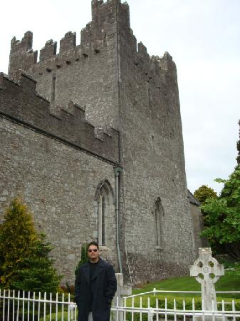 Fitzgerald's Woodlands House Hotel: Church in Adare.