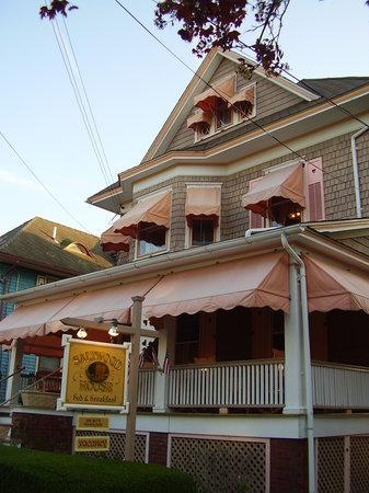 Saltwood House: von außen