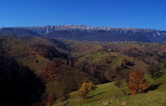 Transsylvanië, Roemenië: Piatra Craiului Mountain
