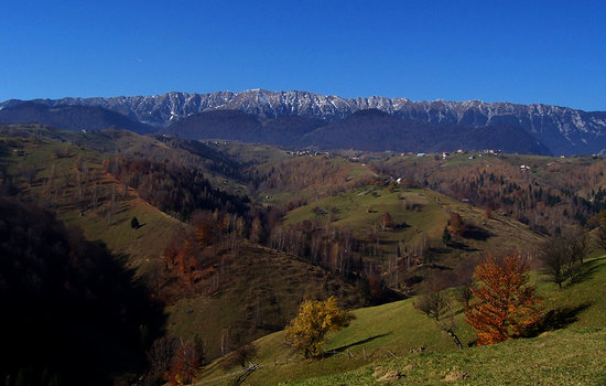 Transilvania, Rumania: Piatra Craiului Mountain