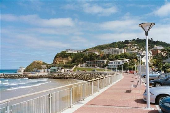 St Clair S Beach Promenade Picture Of Dunedin Otago