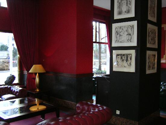 Savoy Hotel Berlin: the lobby, Savoy Berlin